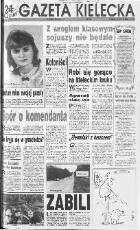 Gazeta Kielecka, 1991, R.3, nr 141