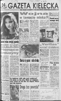 Gazeta Kielecka, 1991, R.3, nr 143