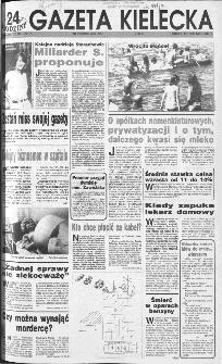 Gazeta Kielecka, 1991, R.3, nr 145