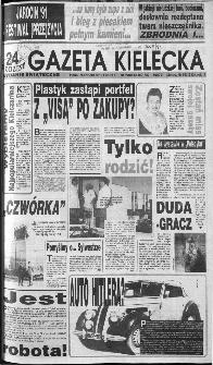 Gazeta Kielecka, 1991, R.3, nr 153