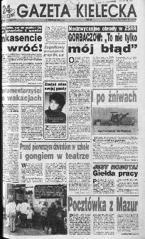 Gazeta Kielecka, 1991, R.3, nr 164