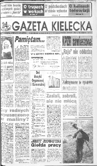 Gazeta Kielecka, 1991, R.3, nr 167
