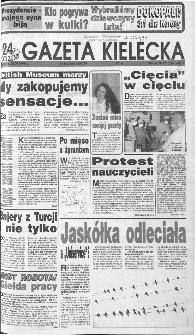 Gazeta Kielecka, 1991, R.3, nr 171