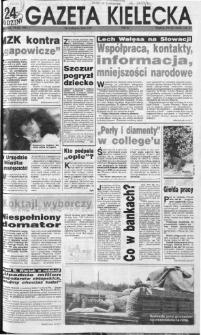 Gazeta Kielecka, 1991, R.3, nr 181