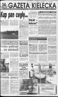 Gazeta Kielecka, 1991, R.3, nr 189