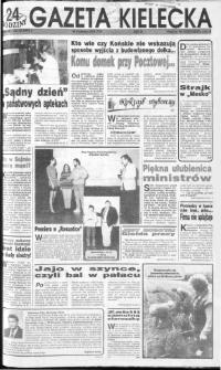 Gazeta Kielecka, 1991, R.3, nr 204