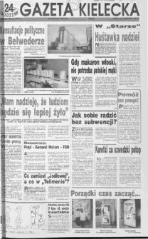 Gazeta Kielecka, 1991, R.3, nr 213