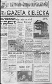Gazeta Kielecka, 1991, R.3, nr 216