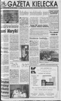 Gazeta Kielecka, 1991, R.3, nr 225