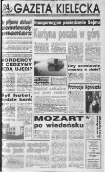Gazeta Kielecka, 1991, R.3, nr 227