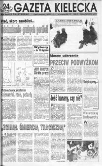 Gazeta Kielecka: 24 godziny, 1992, R.4, nr 2