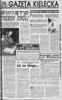 Gazeta Kielecka: 24 godziny, 1992, R.4, nr 3