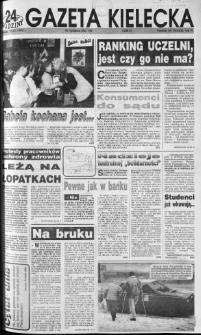 Gazeta Kielecka: 24 godziny, 1992, R.4, nr 15