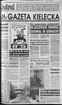 Gazeta Kielecka: 24 godziny, 1992, R.4, nr 16