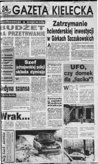 Gazeta Kielecka: 24 godziny, 1992, R.4, nr 26