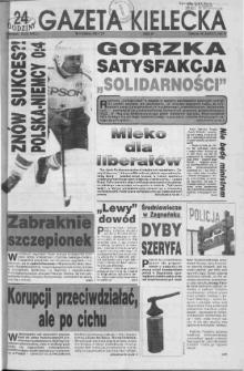 Gazeta Kielecka: 24 godziny, 1992, R.4, nr 34