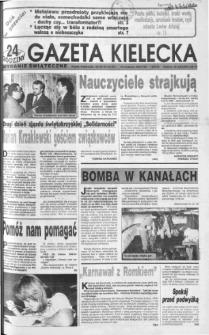 Gazeta Kielecka: 24 godziny, 1992, R.4, nr 42
