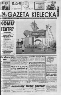 Gazeta Kielecka: 24 godziny, 1992, R.4, nr 62
