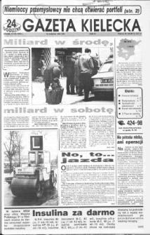 Gazeta Kielecka: 24 godziny, 1992, R.4, nr 64