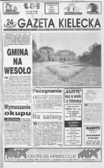 Gazeta Kielecka: 24 godziny, 1992, R.4, nr 67