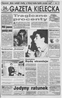 Gazeta Kielecka: 24 godziny, 1992, R.4, nr 68