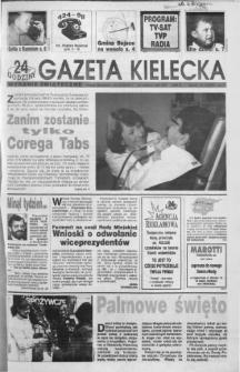 Gazeta Kielecka: 24 godziny, 1992, R.4, nr 72