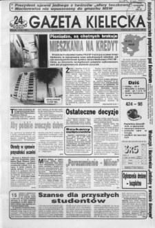 Gazeta Kielecka: 24 godziny, 1992, R.4, nr 117