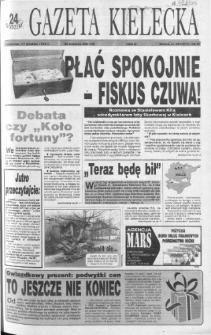 Gazeta Kielecka: 24 godziny, 1992, R.4, nr 247