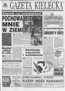 Gazeta Kielecka: 24 godziny, 1993, R.5, nr 18