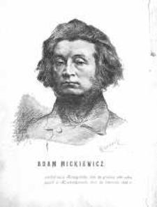 Pamiętnik kielecki : zbiór prac ku uczczeniu Adama Mickiewicza 1798-1898