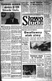 Słowo Ludu : organ Komitetu Wojewódzkiego Polskiej Zjednoczonej Partii Robotniczej, 1979 R.XXX, nr 1