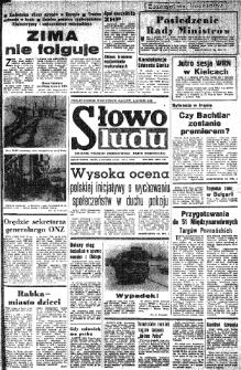 Słowo Ludu : organ Komitetu Wojewódzkiego Polskiej Zjednoczonej Partii Robotniczej, 1979 R.XXX, nr 2