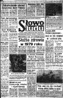 Słowo Ludu : organ Komitetu Wojewódzkiego Polskiej Zjednoczonej Partii Robotniczej, 1979 R.XXX, nr 27