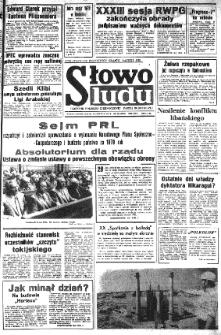 Słowo Ludu : organ Komitetu Wojewódzkiego Polskiej Zjednoczonej Partii Robotniczej, 1979 R.XXX, nr 144