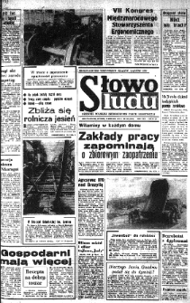 Słowo Ludu : organ Komitetu Wojewódzkiego Polskiej Zjednoczonej Partii Robotniczej, 1979 R.XXX, nr 193