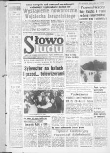 Słowo Ludu : dziennik Polskiej Zjednoczonej Partii Robotniczej, 1986 R.XXXVII, nr 1