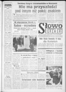 Słowo Ludu : dziennik Polskiej Zjednoczonej Partii Robotniczej, 1986 R.XXXVII, nr 14