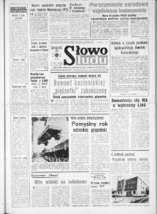 Słowo Ludu : dziennik Polskiej Zjednoczonej Partii Robotniczej, 1986 R.XXXVII, nr 22