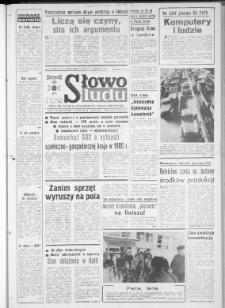 Słowo Ludu : dziennik Polskiej Zjednoczonej Partii Robotniczej, 1986 R.XXXVII, nr 29