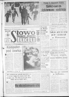 Słowo Ludu : dziennik Polskiej Zjednoczonej Partii Robotniczej, 1986 R.XXXVII, nr 36