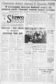Słowo Ludu : dziennik Polskiej Zjednoczonej Partii Robotniczej, 1986 R.XXXVII, nr 154
