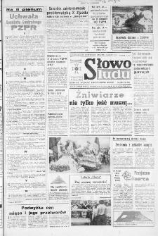 Słowo Ludu : dziennik Polskiej Zjednoczonej Partii Robotniczej, 1986 R.XXXVII, nr 172