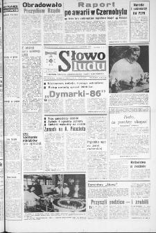 Słowo Ludu : dziennik Polskiej Zjednoczonej Partii Robotniczej, 1986 R.XXXVII, nr 210