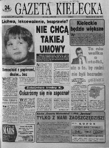 Gazeta Kielecka: 24 godziny, 1993, R.5, nr 36