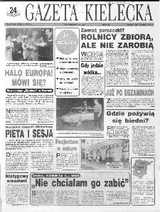 Gazeta Kielecka: 24 godziny, 1993, R.5, nr 131