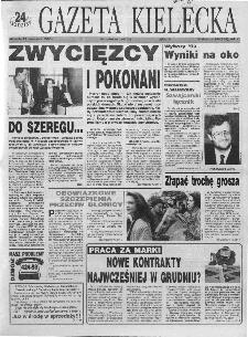 Gazeta Kielecka: 24 godziny, 1993, R.5, nr 184