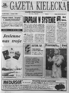 Gazeta Kielecka: 24 godziny, 1993, R.5, nr 212