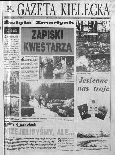 Gazeta Kielecka: 24 godziny, 1993, R.5, nr 213