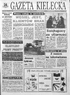 Gazeta Kielecka: 24 godziny, 1993, R.5, nr 214