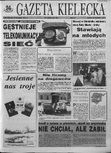 Gazeta Kielecka: 24 godziny, 1993, R.5, nr 221